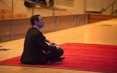 TEDx Baltimore Aaron Henkin