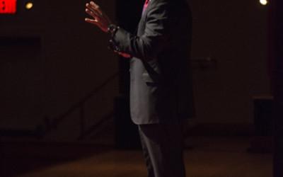 TEDx Baltimore Dr Eduardo Rodriguez