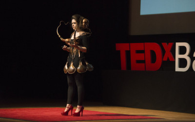 TEDx Baltimore Ellen Durkan