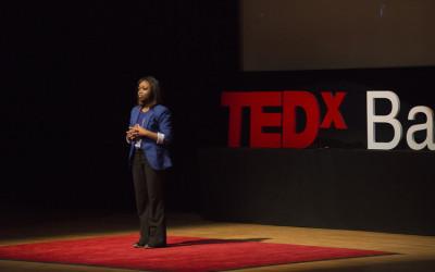 TEDx Baltimore Evodie Ngoy