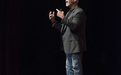 TEDx Baltimore Joe Ehrmann