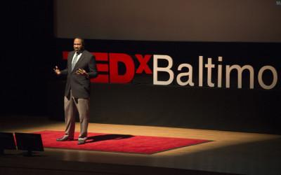TEDx Baltimore Lance Lucas