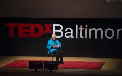 TEDx Baltimore Lois Feinblatt