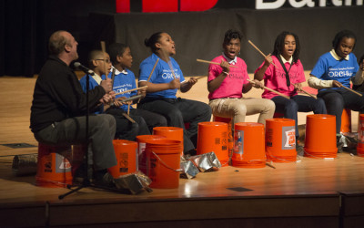 TEDx Baltimore OrchKids