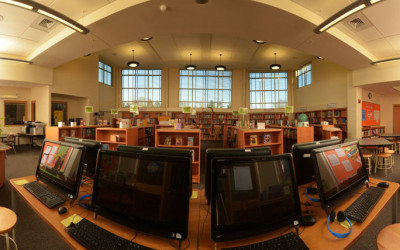 Library Panoramic