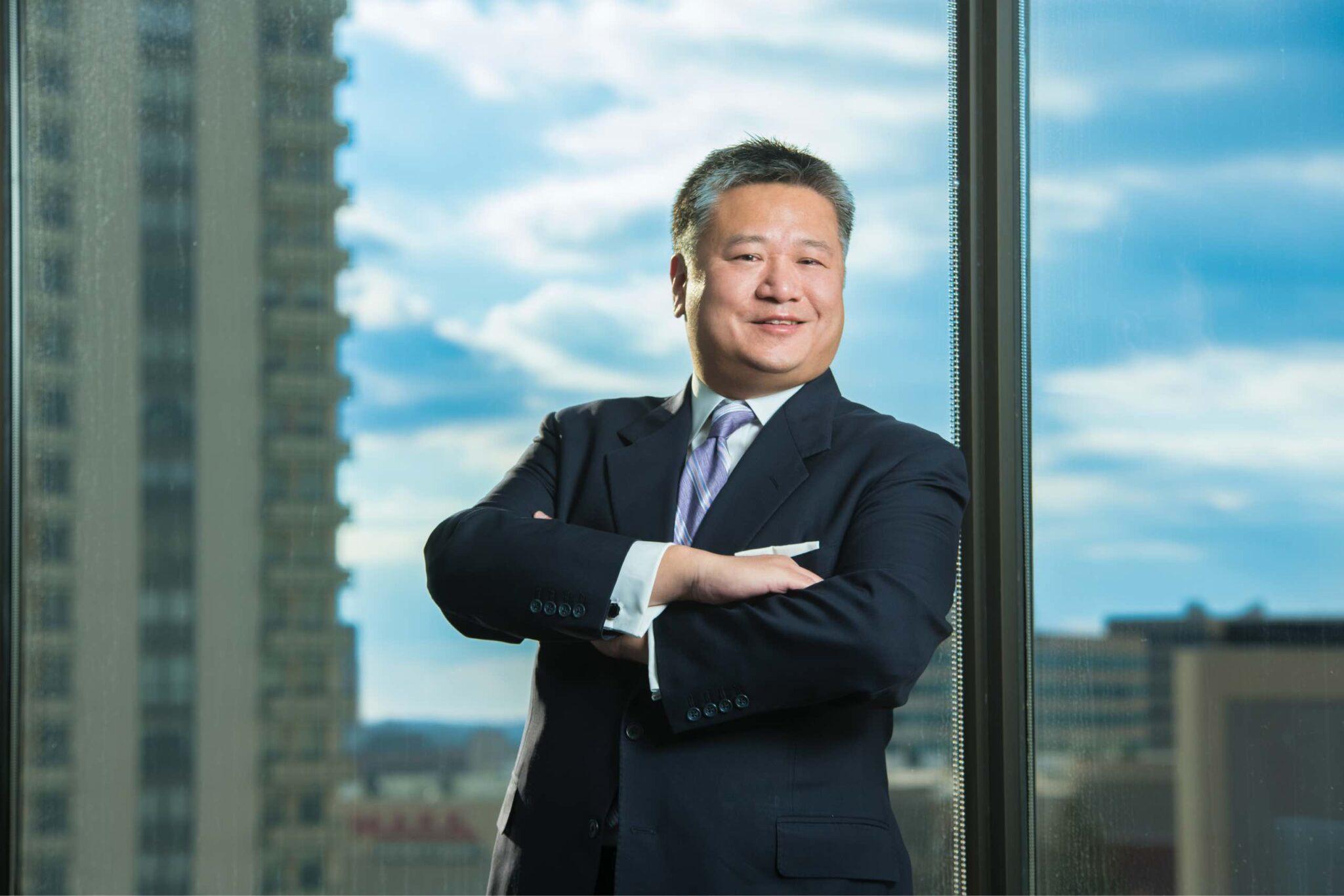 Jim Liang Portrait